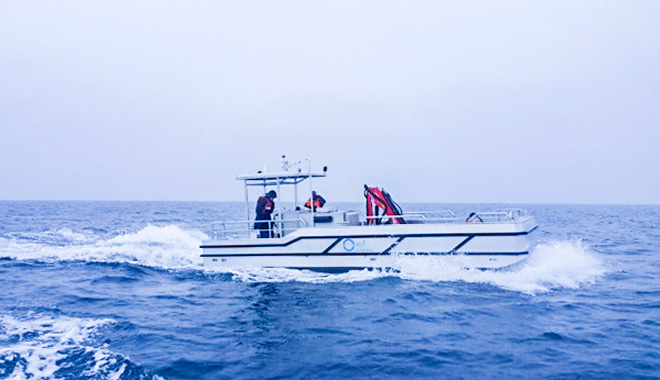 Sea-culture Working Boat